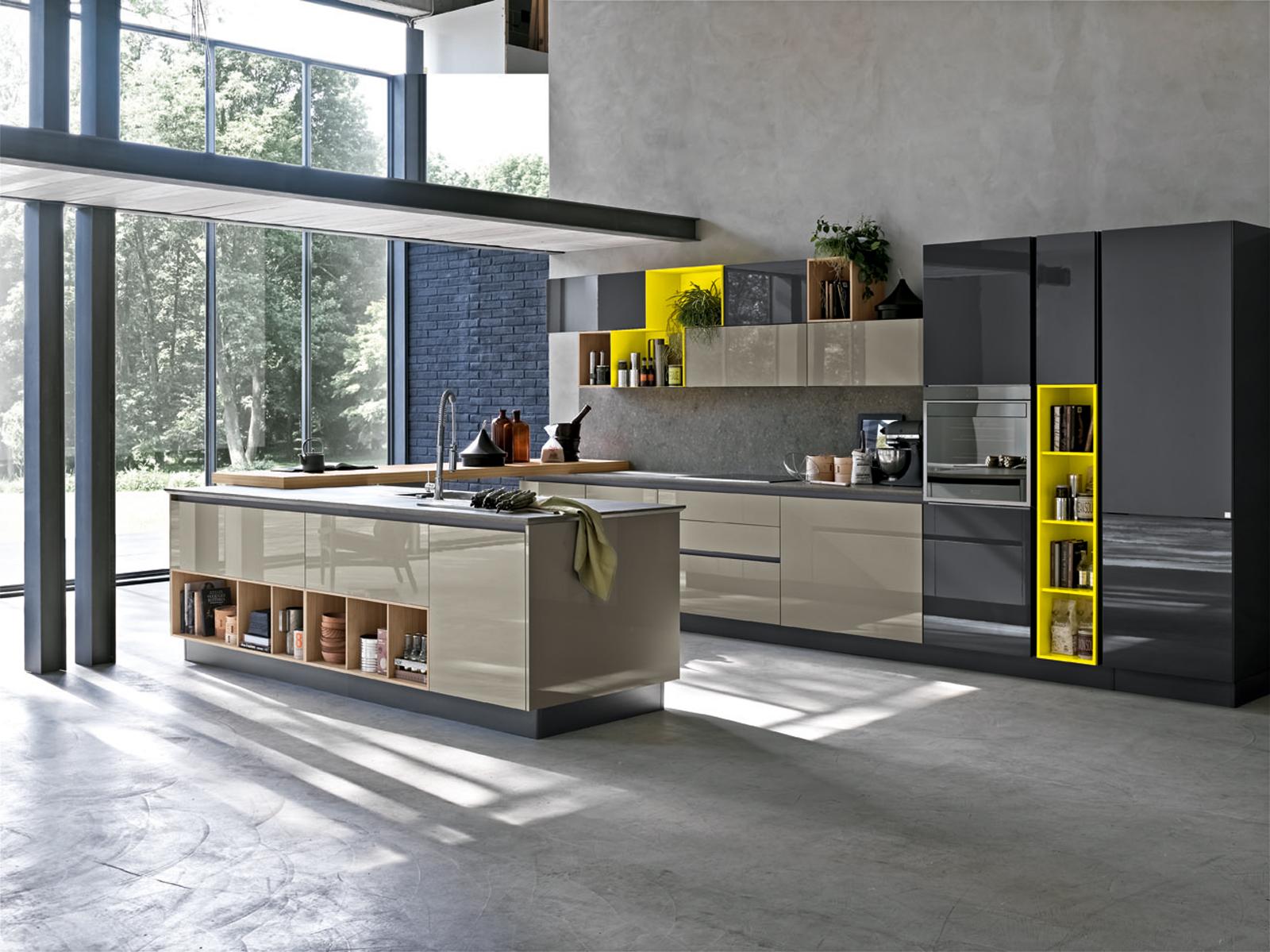 Cucina stosa alev for Stosa cucine verona
