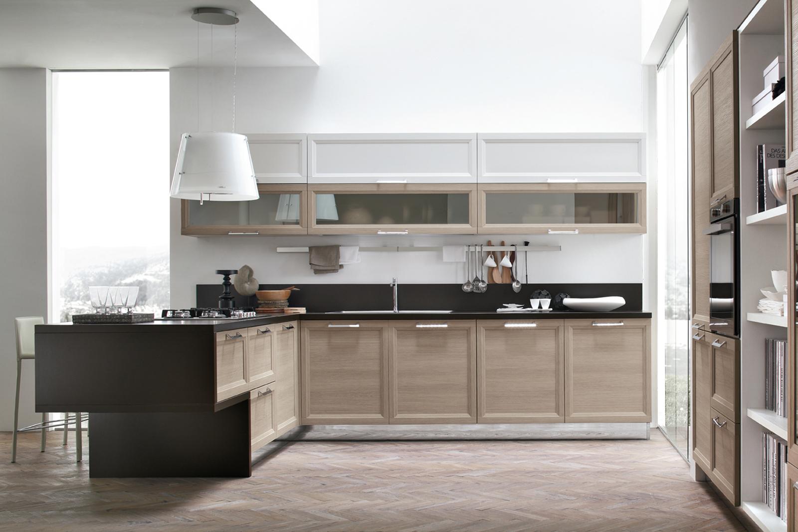 Cucina stosa malib lorenzelli arredamenti for Disegni di grandi cucine
