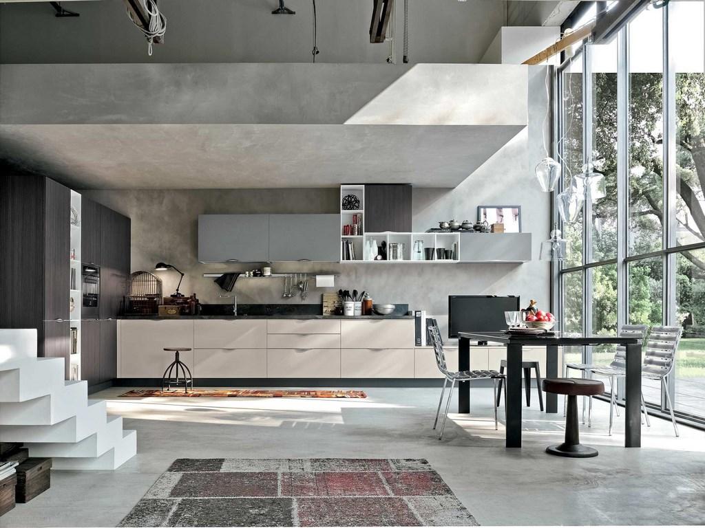 Cucina repley next lorenzelli arredamenti for Cucine stosa moderne