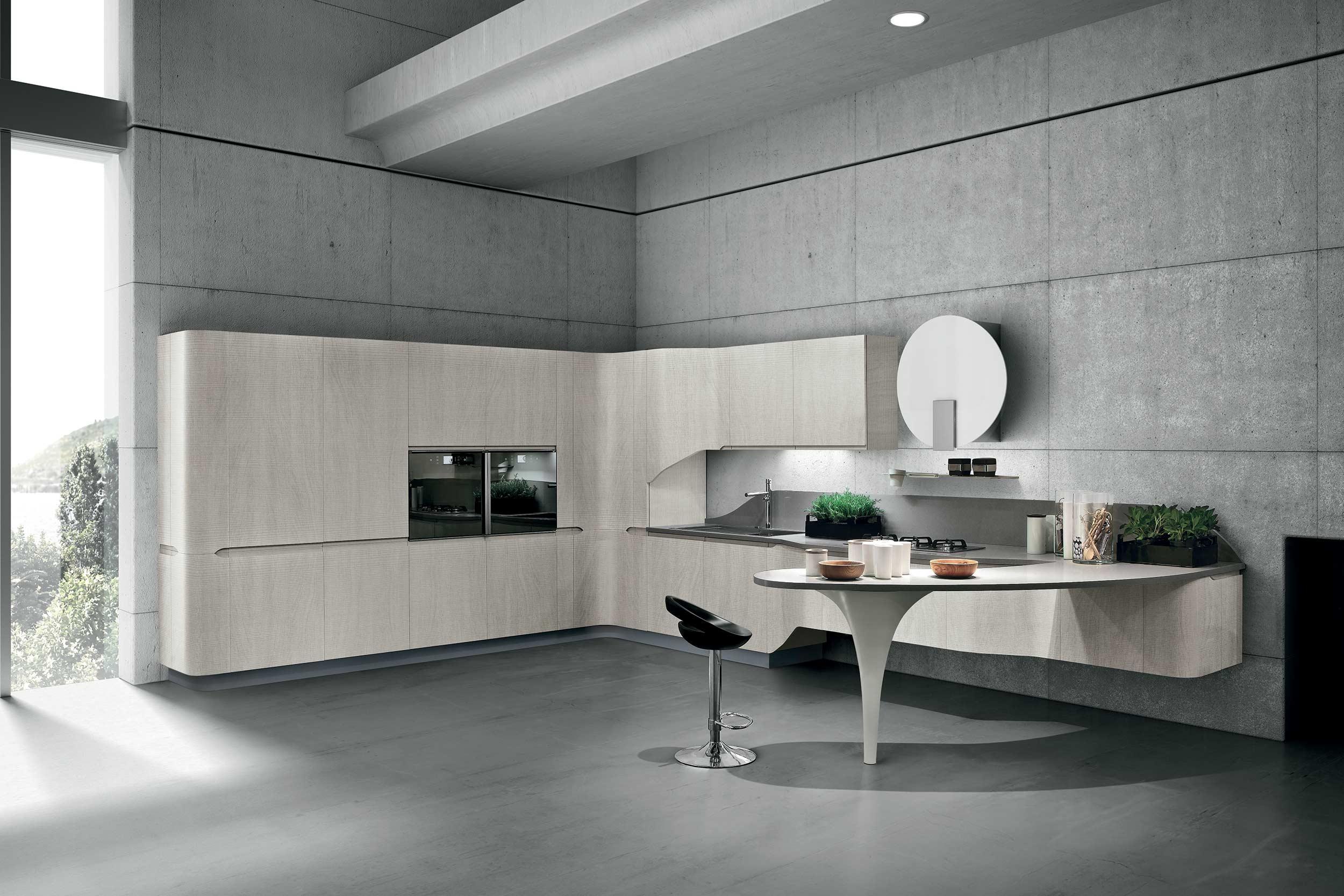 Cucina stosa bring lorenzelli arredamenti for Cucine stosa moderne