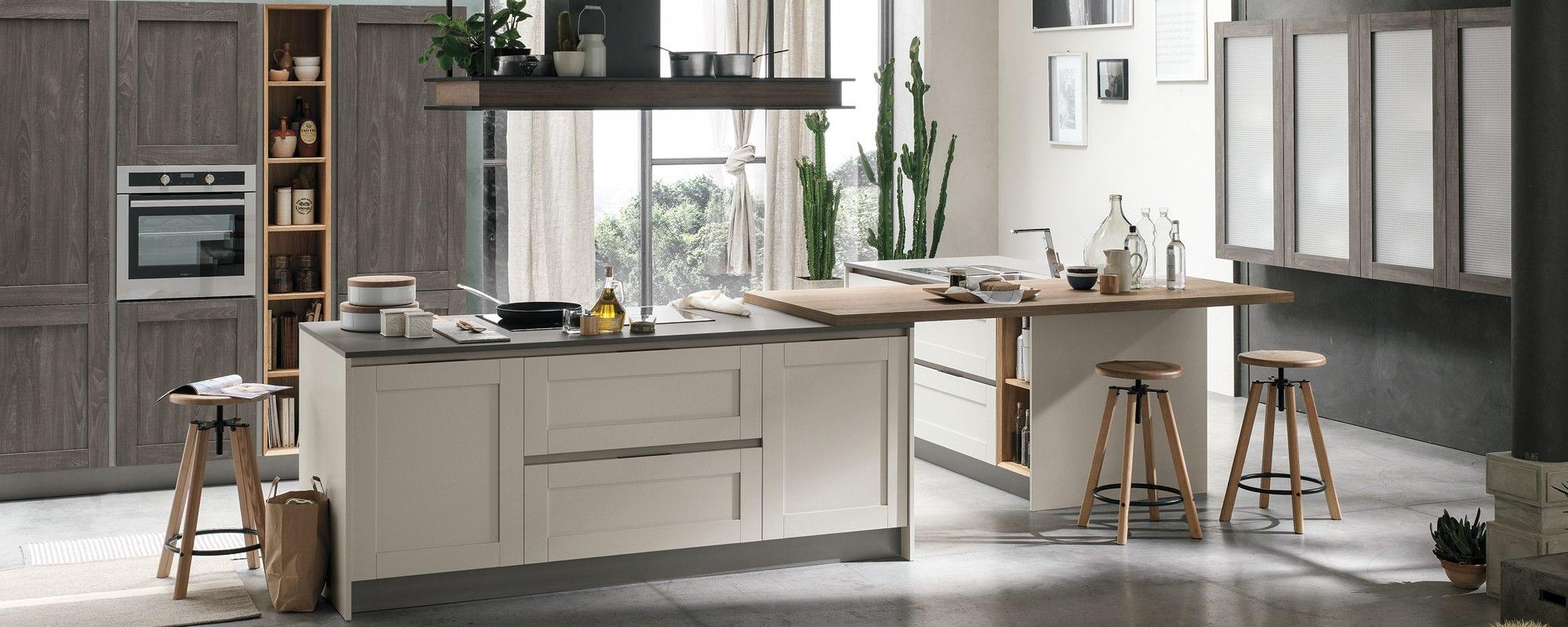 Cucina stosa city lorenzelli arredamenti for Cucine moderne