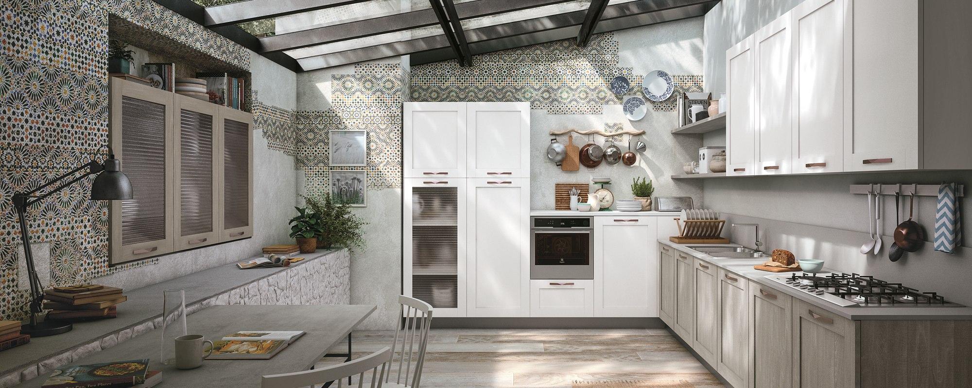 Cucina stosa city lorenzelli arredamenti - Foto di cucine ...