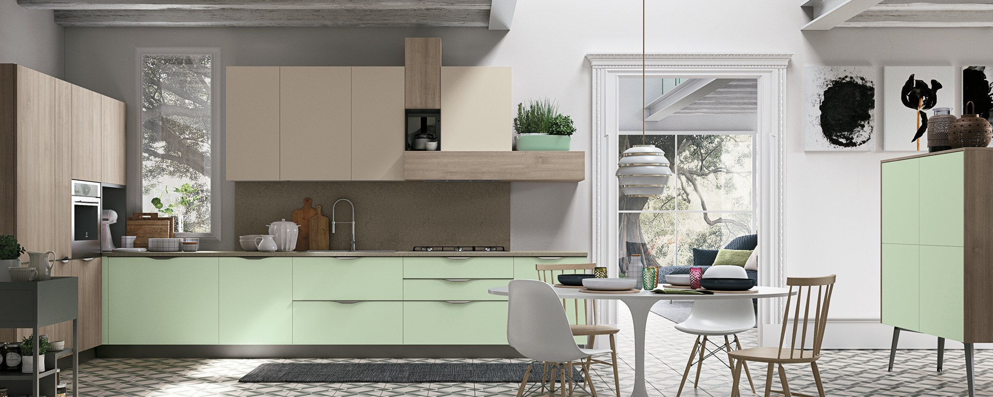 Stosa Cucine Moderne. Excellent Stosa Cucine Moderne With ...