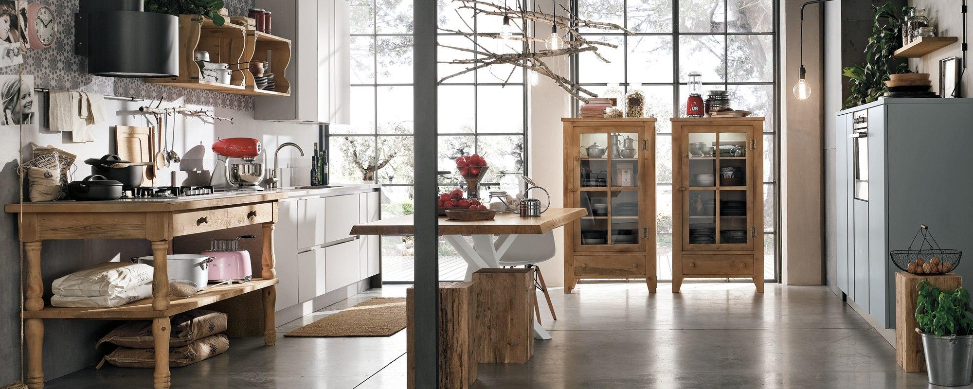 Cucine Moderne Home : Cucina stosa maya lorenzelli arredamenti
