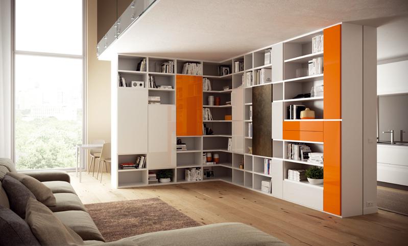 Mercantini nestos l 39 architettura che c 39 nel living for Nestos arredamenti