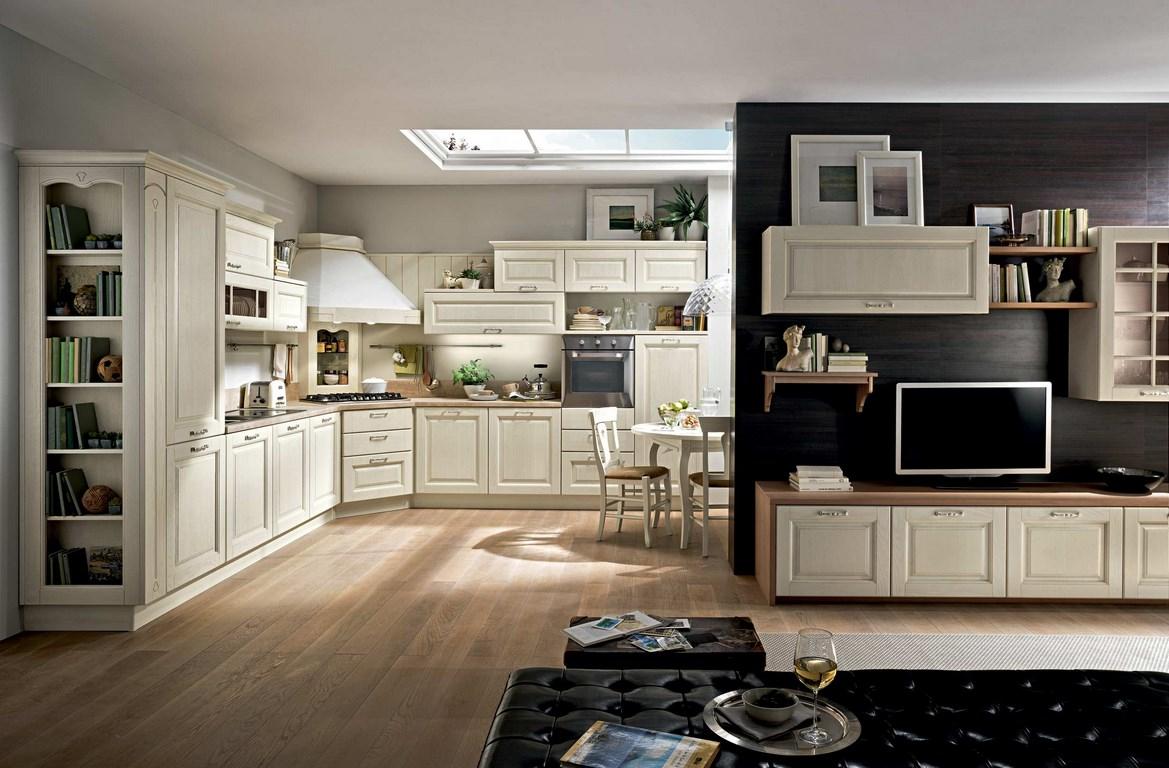 Home / Cucine / Classiche / Cucina Stosa Bolgheri #5D4D3C 1169 768 Mobili X Cucine Piccole