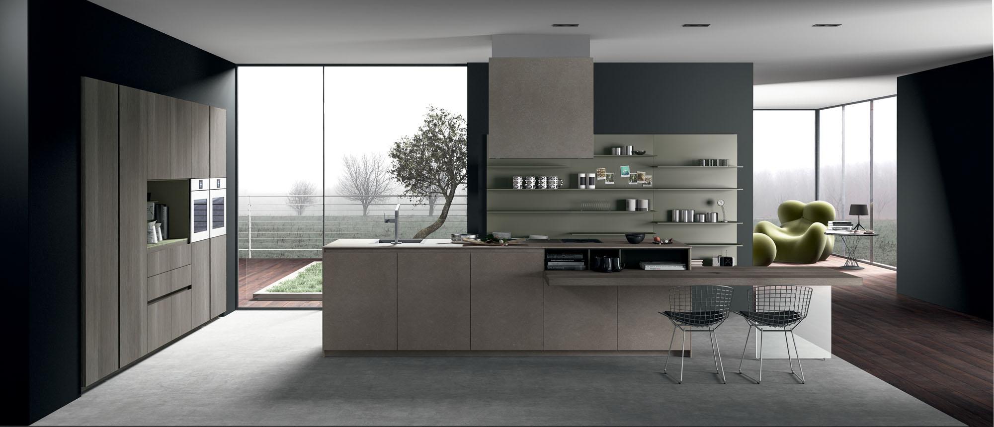 Cucina Tre.O G30 - Lorenzelli Arredamenti
