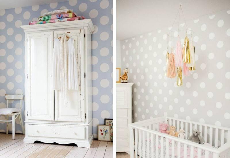 Come dipingo la cameretta idee per la casa - Idee camera neonato ...