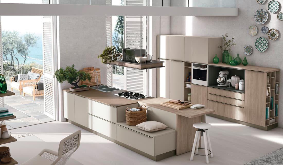Cucina Stosa Infinity - Lorenzelli Arredamenti
