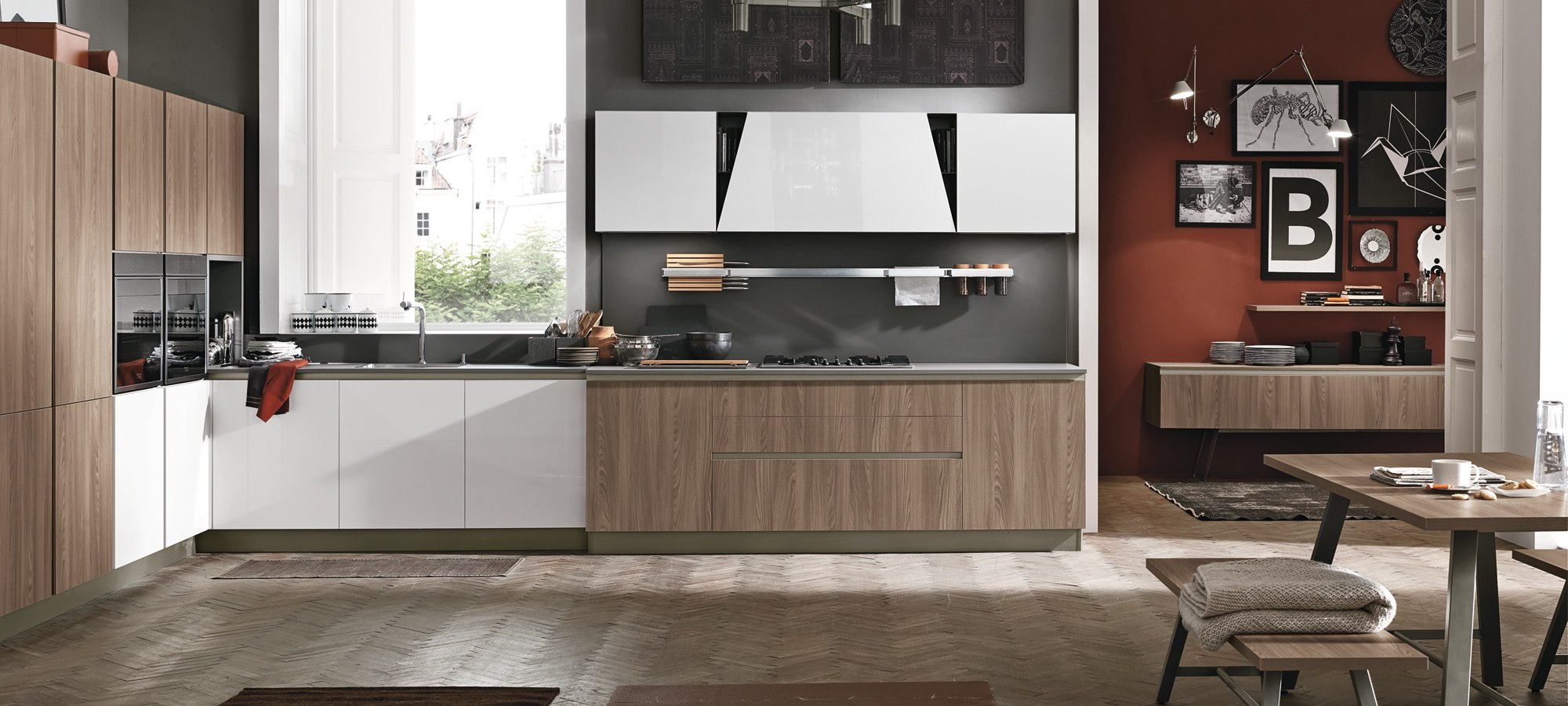 Cucina stosa infinity lorenzelli arredamenti - Prezzo cucina stosa ...